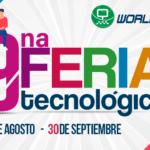 Feria de tecnología en Imbabura
