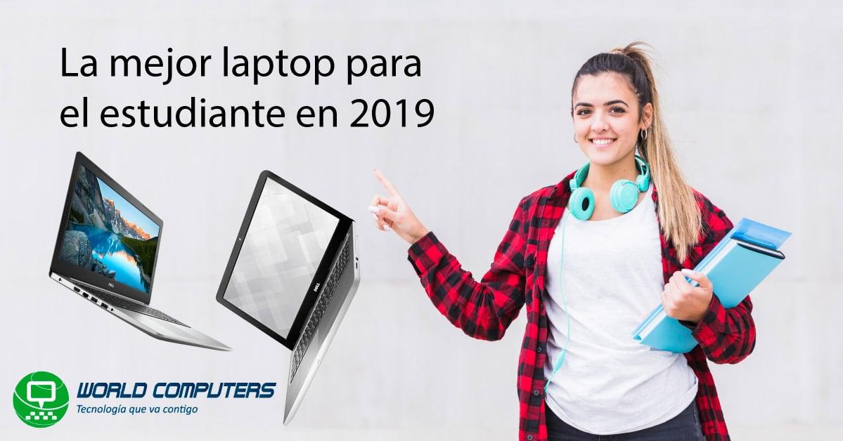 La mejor laptop para el estudiante