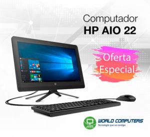 Oferta del computador HP