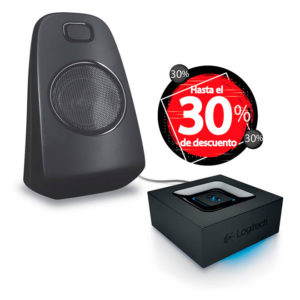 Receptor de audio Bluetooth Logitech
