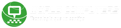 logo blanco de WorldComputers