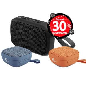 xtech mini speaker
