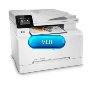 Impresora Láser Multifunción HP M281