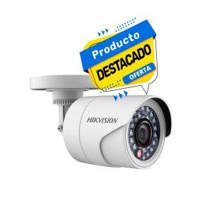 Cámara Bullet Hikvision Turbo HD 720P