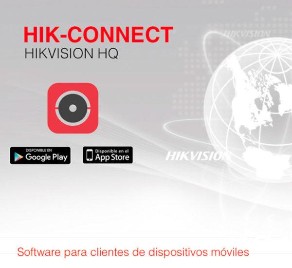 Hik Connect de Hikvision