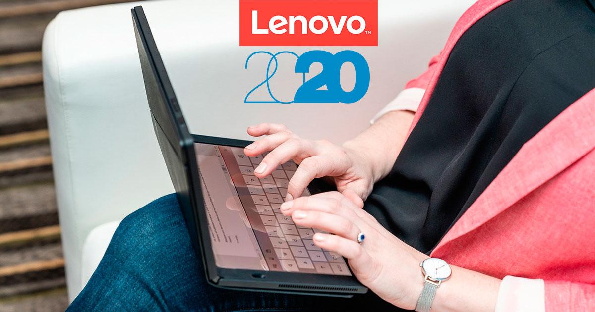 Lo nuevo de Lenovo para 2020