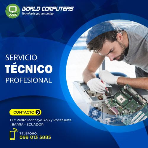 Servicio Tecnico en Ibarra