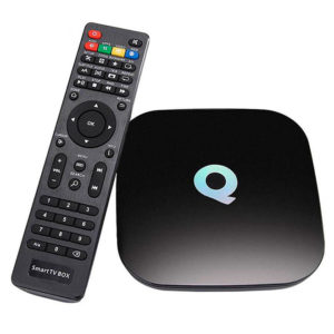 Tv Box Q-plus Ultra Hd 4K