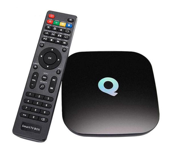 Tv Box Q-plus Ultra Hd 4K