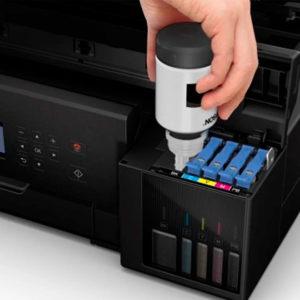 Impresoras de Tinta Continua