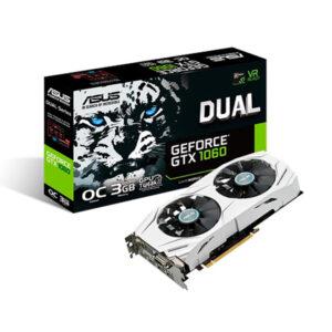 Tarjeta Grafica ASUS Dual GeForce GTX 1060