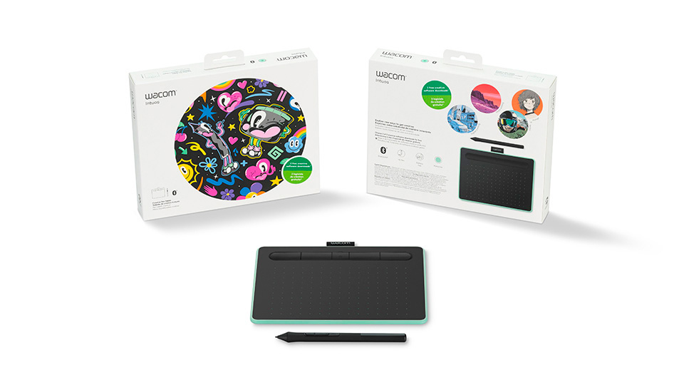 Tablet WACOM Intuos