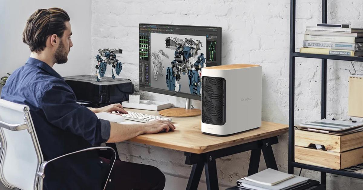 Las ventajas de las computadoras de escritorio