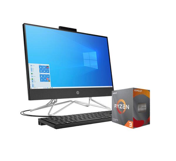 Computador Todo en uno HP Ryzen 3