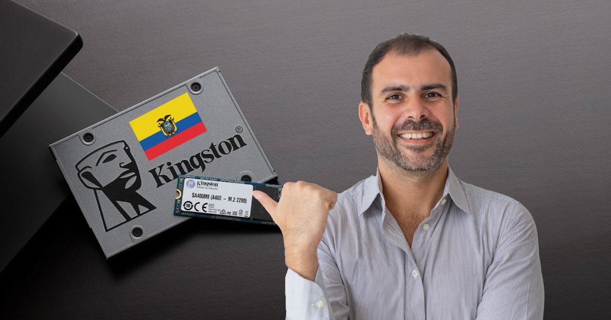 Distribuidor de productos Kinston en Ecuador