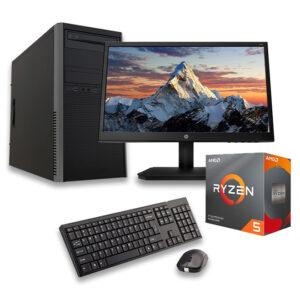 PC de Escritorio con Procesador Ryzen 5