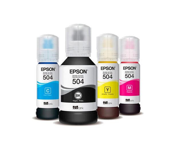 Tinta Original Epson T504