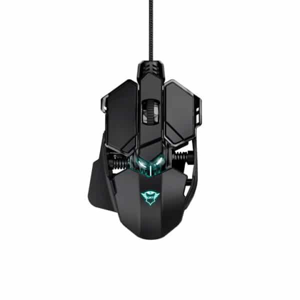 Mouse Gamer con Iluminación RGB